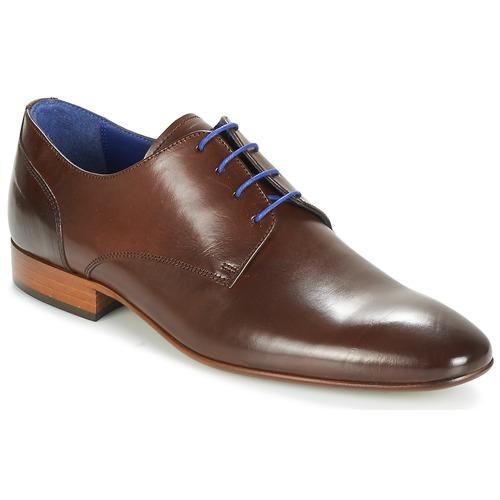 azzaro deligo marron chaussure pas cher avec chaussures derbies homme 118 90. Black Bedroom Furniture Sets. Home Design Ideas