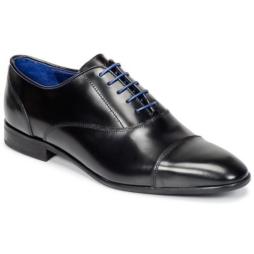 a3c37b3a8a50e0 Azzaro RAEL Noir - Chaussure pas cher avec Shoes.fr ! - Chaussures ...