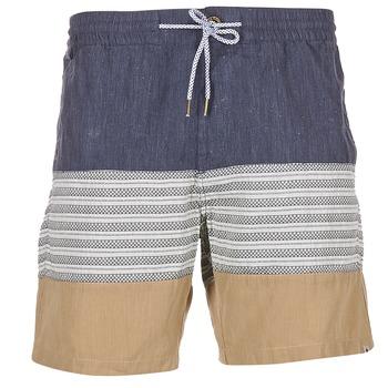Vêtements Homme Shorts / Bermudas Volcom THREEZY JAMMER Marine / Beige / Gris