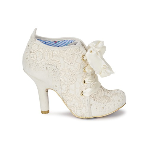 Irregular Choice ABIGAILS THIRD PARTY Blanc crème