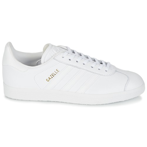 adidas Originals GAZELLE Blanc