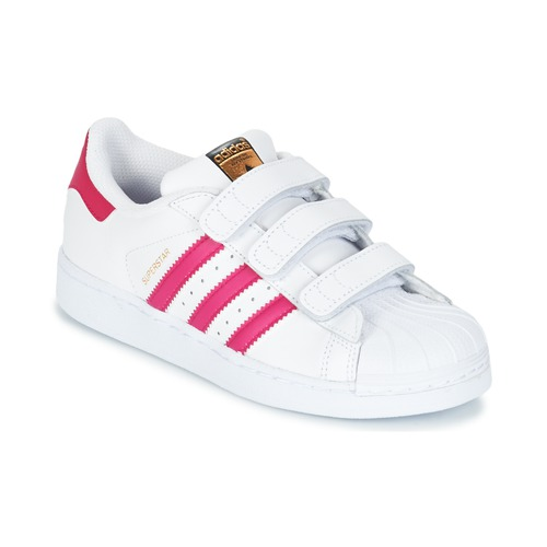 adidas Originals SUPERSTAR FOUNDATIO Blanc