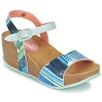 Chaussures Femme Sandales et Nu-pieds Desigual BIO 7 BLUE AQUARELLA Bleu