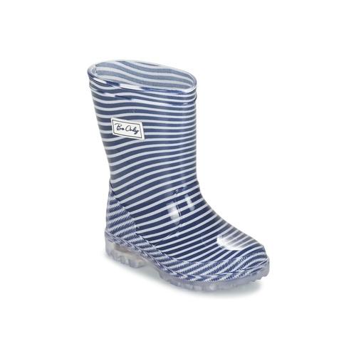 Chaussures Enfant Bottes de pluie Be Only MARINO Marine