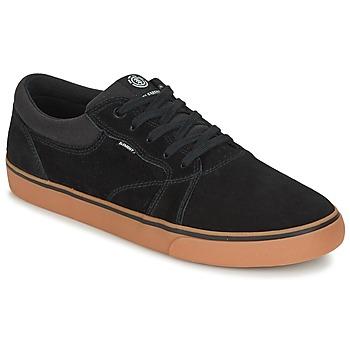 Chaussures Homme Chaussures de Skate Element WASSO Noir
