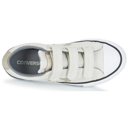Converse Star Player 3V Textile Ox Ecru / Kaki