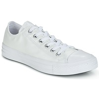 Chaussures Femme Baskets basses Converse CHUCK TAYLOR ALL STAR SEASONAL METALLICS OX Blanc Metallic