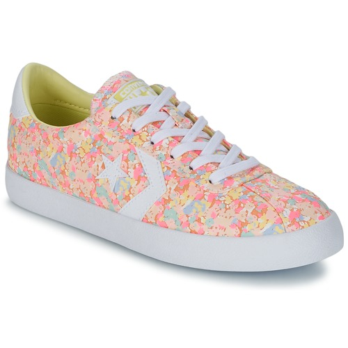 Converse BREAKPOINT FLORAL TEXTILE OX Rose / Blanc