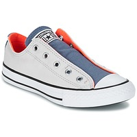 Chaussures Enfant Baskets basses Converse CHUCK TAYLOR ALL STAR SLIP SUMMER FUNDAMENTALS SLIP Gris / Bleu / Orange