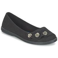 Chaussures Femme Ballerines / babies Blowfish Malibu GARDEN Noir