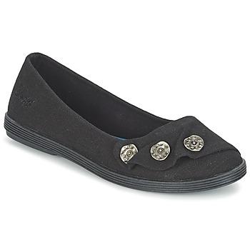 Chaussures Femme Ballerines / babies Blowfish GARDEN Noir