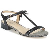 Chaussures Femme Sandales et Nu-pieds Metamorf'Ose ZAFOIN Noir