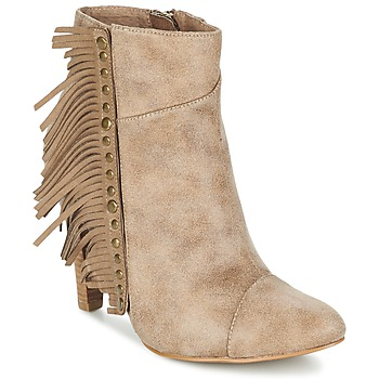 Chaussures Femme Bottines LPB Woman CECILIA Beige