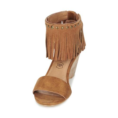 LPB Shoes NADIA Camel