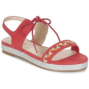 Chaussures Femme Sandales et Nu-pieds Moony Mood GLOBUNE Rose