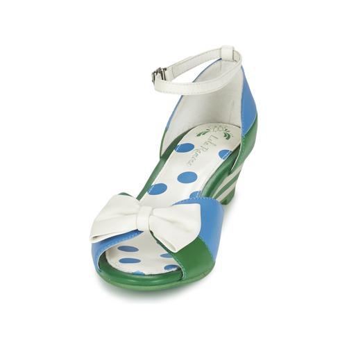 Lola Ramona LENNIE Bleu / Vert