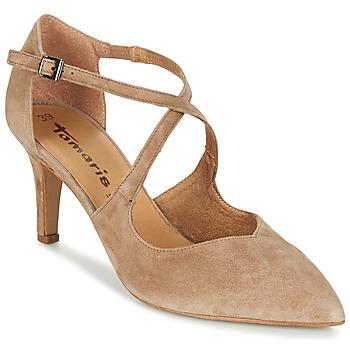 Chaussures Femme Sandales et Nu-pieds Tamaris DROL Nature