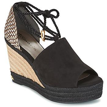 Chaussures Femme Sandales et Nu-pieds Tamaris NERE Noir