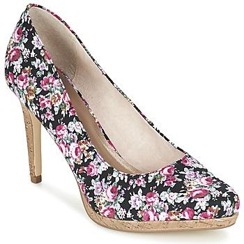 Chaussures Femme Escarpins Tamaris KIGI Noir