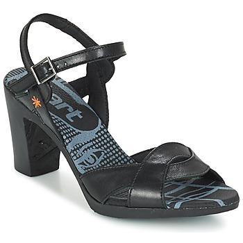 Chaussures Femme Sandales et Nu-pieds Art RIO Noir