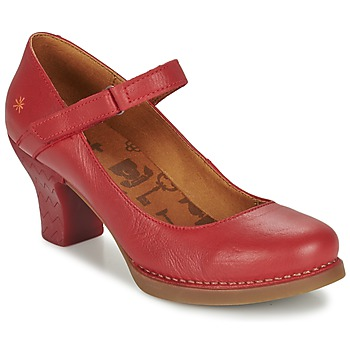Chaussures Femme Escarpins Art HARLEM Carmin