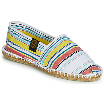 Chaussures Femme Espadrilles Art of Soule RAYETTE Blanc