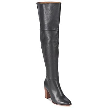 Chaussures Air max tnFemme Cuissardes Fericelli NIRI Noir