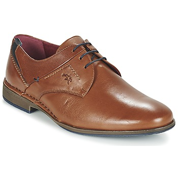 Chaussures Homme Derbies Fluchos ALONSO Marron