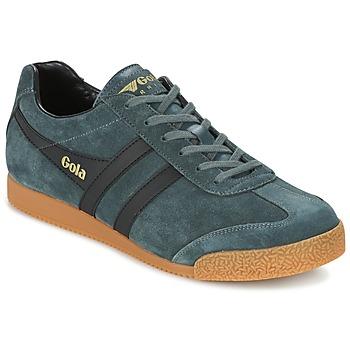 Chaussures Homme Baskets basses Gola HARRIER Gris / Noir