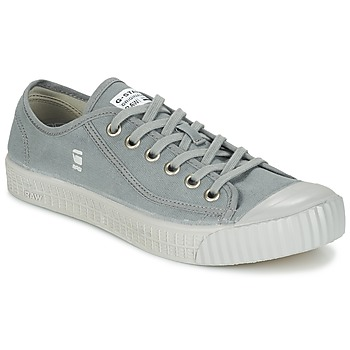 Chaussures Homme Baskets basses G-Star Raw ROVULC CANVAS Gris