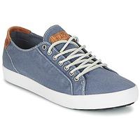 Chaussures Homme Baskets basses Blackstone NM95 Bleu