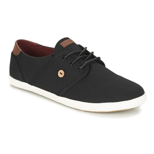 Chaussures Homme Baskets basses Faguo CYPRESS Noir
