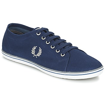 Chaussures Homme Baskets basses Fred Perry KINGSTON TWILL Marine
