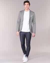 Vêtements Homme Jeans slim Benetton JUSKU Bleu Brut