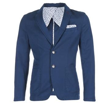 Vêtements Homme Vestes / Blazers Benetton MASKIOL Marine