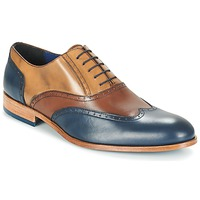 Chaussures Homme Richelieu Brett & Sons ROLIATE Marron / Beige / Bleu