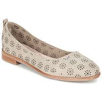 Chaussures Air max tnFemme Ballerines / babies Clarks ALANIA ROSA Beige