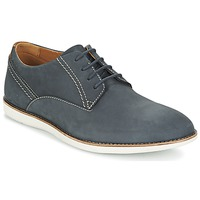 Chaussures Homme Derbies Clarks FRANSON PLAIN Bleu