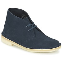 Chaussures Air max tnFemme Boots Clarks DESERT BOOT Bleu