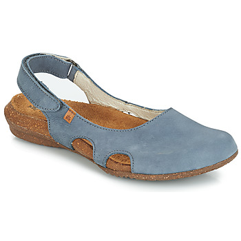 Chaussures Air max tnFemme Sandales et Nu-pieds El Naturalista WAKATAUA Bleu