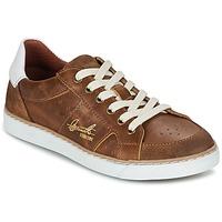 Chaussures Garçon Baskets basses Bullboxer AJIMET Cognac