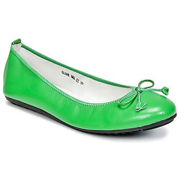 Chaussures Air max tnFemme Ballerines / babies Mac Douglas ELIANE Vert