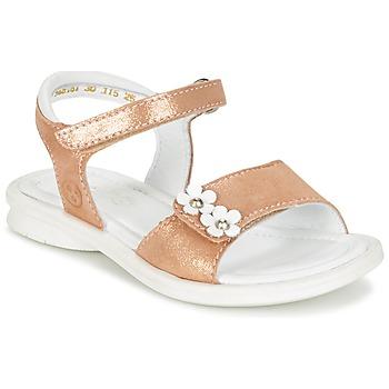 Chaussures Fille Sandales et Nu-pieds Mod'8 JANAH Or