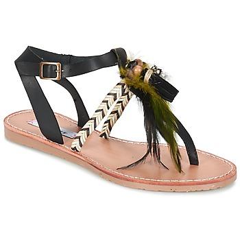 Chaussures Femme Sandales et Nu-pieds Coolway MELROSE Noir