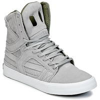 Chaussures Air max tnBaskets montantes Supra SKYTOP II Gris