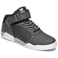 Chaussures Air max tnHomme Baskets montantes Supra ELLINGTON STRAP Noir