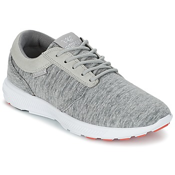 Chaussures Femme Baskets basses Supra WOMENS HAMMER RUN Gris