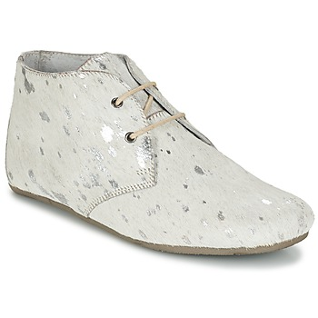 Chaussures Femme Boots Maruti GIMLET Blanc / Argent