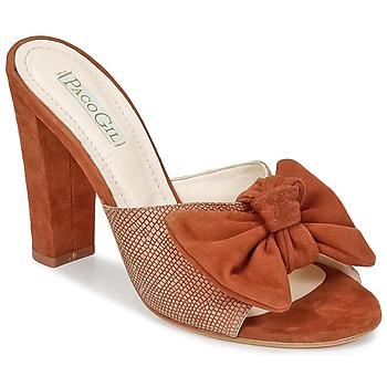 Chaussures Air max tnFemme Mules Paco Gil BRAZIL Marron