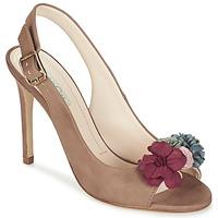 Chaussures Air max tnFemme Sandales et Nu-pieds Paco Gil BRAZIL Marron